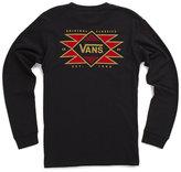 Vans Boys Riviera Long Sleeve T-Shirt