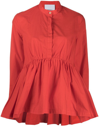 Cavallini Erika Amira Cotton Shirt
