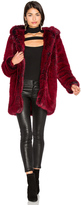 LPA Faux Fur Coat 84