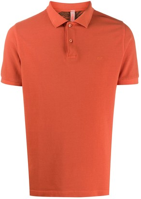 Sun 68 Short Sleeve Polo Shirt