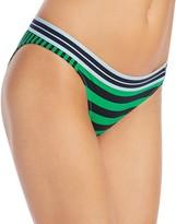 Stella McCartney Stripe Classic Bikini Bottom