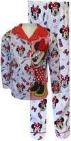 WebUndies.com Disney's Minnie Mouse Button Front Pajamas for girls (/X)