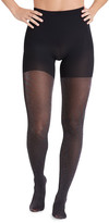 Spanx Tight End Ribbed Shimmer Tights
