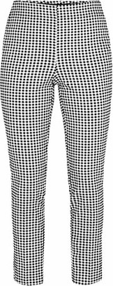 Tribal Women's Pull ON Printed Ankle Pant