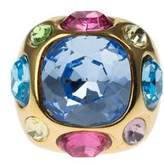 Kenneth Jay Lane Faceted Multi-Stone Ring