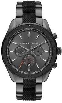 Armani Exchange Enzo Stainless Steel Two-Tone Bracelet Watch