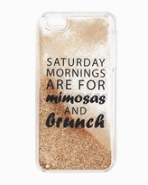 Charming charlie Mimosas and Brunch iPhone 6/6+ Case