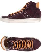 Leather Crown High-tops & sneakers - Item 44812772