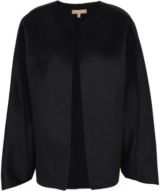 Michael Kors Wool-blend Felt Coat