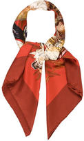Hermes Gibiers Scarf