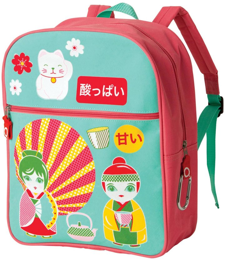 SugarBooger by O.R.E. Zippee Back Pack - Sweet & Sour