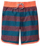 Gymboree Stripe Swim Trunks