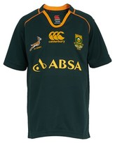 Canterbury of New Zealand Springboks Home Pro Jersey