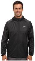 Nike Printed Packable Hooded Jacket