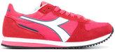 Diadora panelled sneakers - women - Polyamide/Tactel/rubber - 36