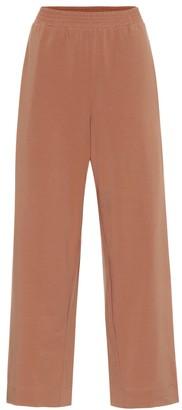 Max Mara Leisure Mabel cotton track pants