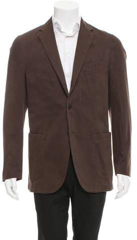 Boglioli Notch-Lapel Three-Button Blazer w/ Tags