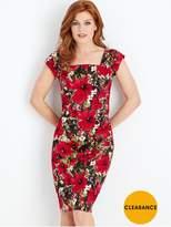 Joe Browns Tropical Hibiscus Dress