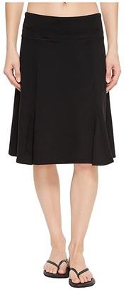 Stonewear Designs Pippi Skirt (Black) Women's Skirt