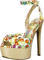Luichiny Women's Love Potion Platform Sandal