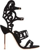 Sophia Webster 100mm Birdy Suede Sandals