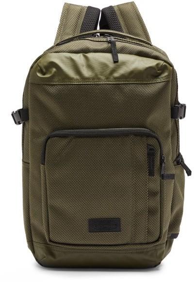 Eastpak Tecum Small Canvas Backpack - Khaki