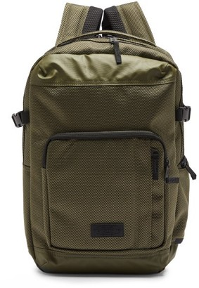 Eastpak Tecum Small Canvas Backpack - Khaki