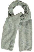 Balenciaga Seafoam Knit Scarf