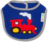 Izzy and Owie Train Bib 0-24 Months