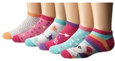 Stride Rite 12-Pack Aussie Amy No Show with Seamless Toe (Infant/Toddler/Little Kid/Big Kid)