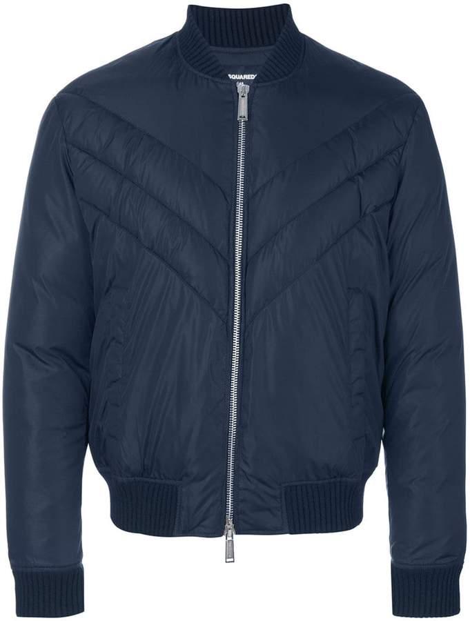 DSQUARED2 Kaban bomber jacket