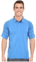 tasc Performance Jackson Polo Print