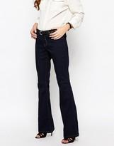 JDY J.D.Y Low Rise Flared Jeans
