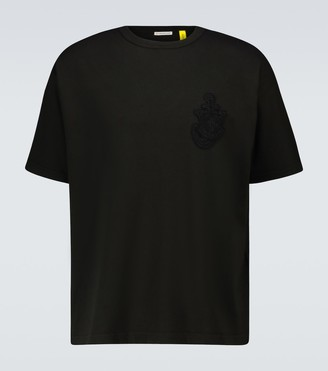 MONCLER GENIUS 1 MONCLER JW ANDERSON T-shirt with logo