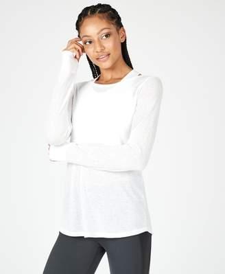 Sweaty Betty Bandha Long Sleeve Yoga Top