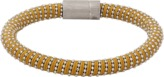 Carolina Bucci Caramel Twister Band Bracelet