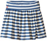 Polo Ralph Lauren Modal Stripe Skirt (Little Kids)