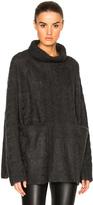 Frame Oversized Turtleneck Sweater