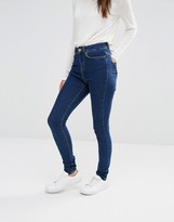 Noisy May High Rise Skinny Jeans