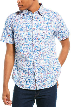 Robert Graham Tumbler Classic Fit Woven Shirt