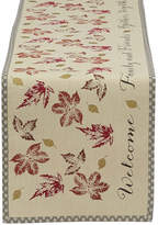 DESIGN IMPORTS Design Imports Gather Together Table Runner
