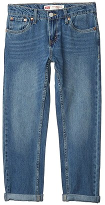 Levi's Kids 502 Slim Fit Taper Jeans (Big Kids) (Jumpshot) Boy's Jeans