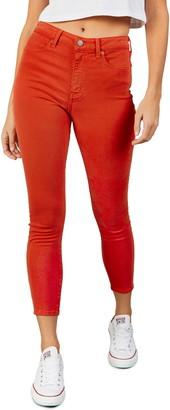 ÉTICA Giselle High Waist Ankle Skinny Jeans