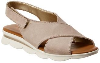 The Flexx Capri Suede Sandal