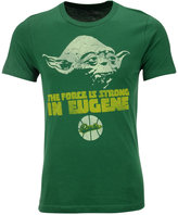 Tailgate Clothing Men's Oregon Ducks Yoda Force is Strong T-Shirt