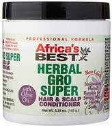 Africa's Best Super Gro Maximum Hair and Scalp Conditioner