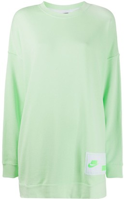 Nike NSW oversized sweatshirt