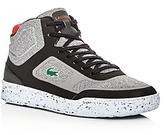 Lacoste Explorateur Mid Top Sneakers