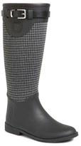 dav Women's 'Weston' Waterproof Tall Rain Boot