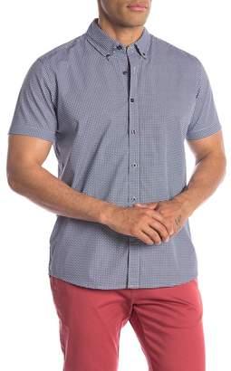 JB Britches Bubb Short Sleeve Regular Fit Shirt